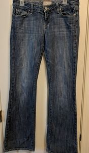 Used Paige Laurel Canyon Low Rise Bootcut Size 29